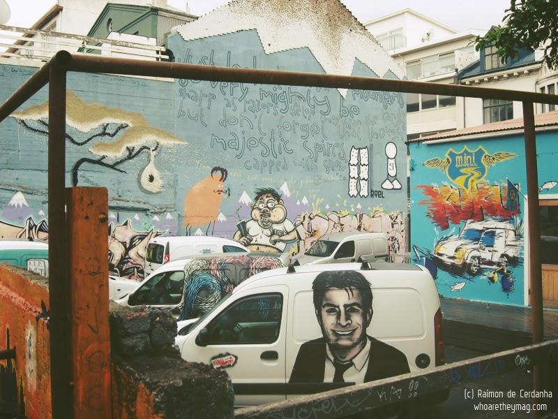 Исландское граффити