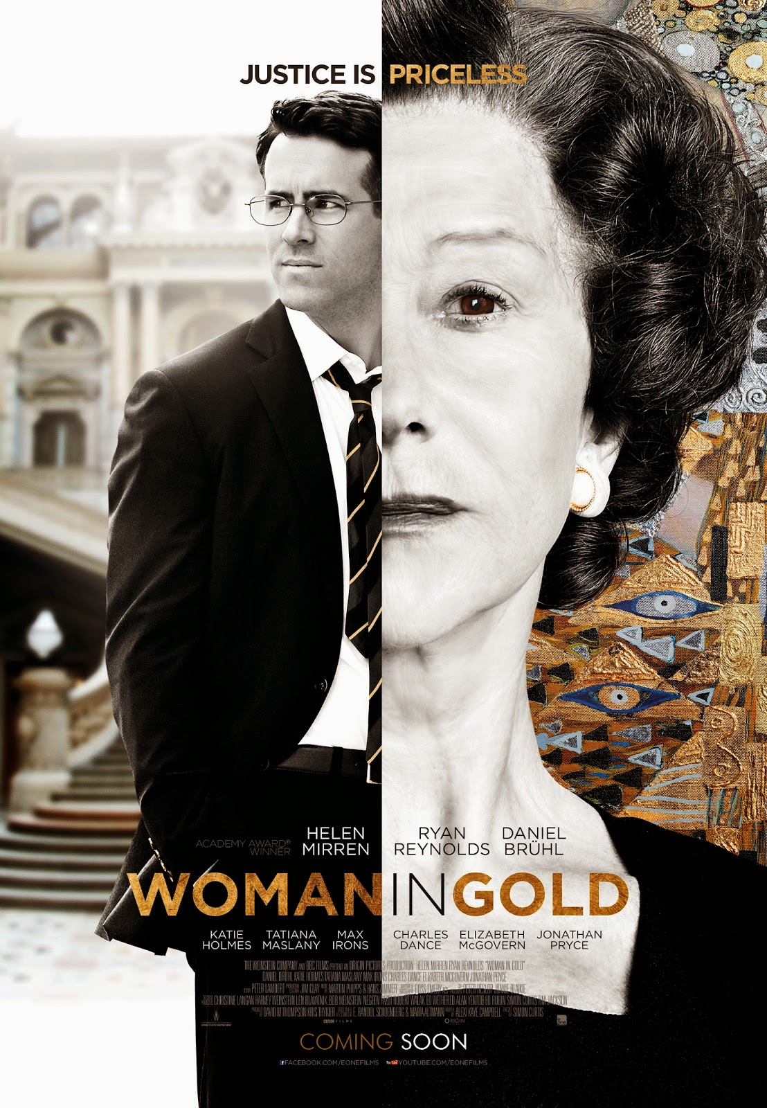 Win Tickets to 'Woman in Gold'!