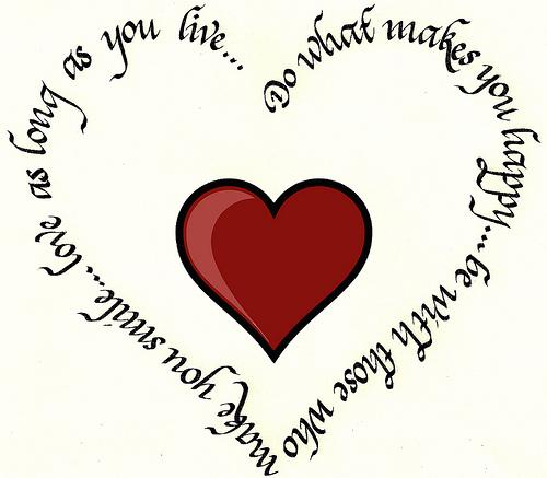 Vanesia City Heart Symbol Meaning