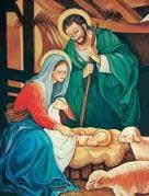 MISA VESPERTINA  De la vigilia de la Natividad del Señor.EVANGELIO Mt 1, 1-25