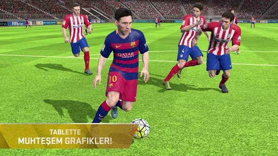 FIFA 16 Ultimate Team v2.0.102647 Hileli Apk İndir