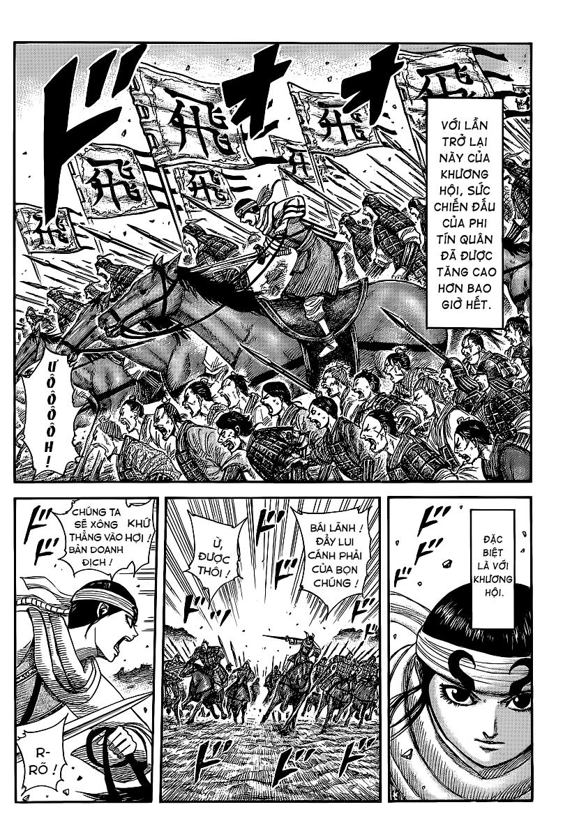Kingdom - Vương Giả Thiên Hạ Chapter 364 page 6 - IZTruyenTranh.com