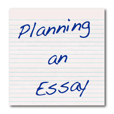 planning for an essay exam