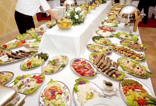 Image result for Muslim wedding food