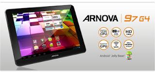 Archos Arnova 97, Tablet Berspesifikasi Prima Untuk Kelas Menengah