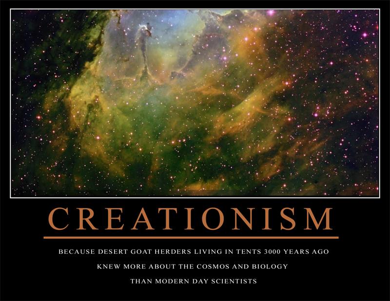 jobsanger creationism