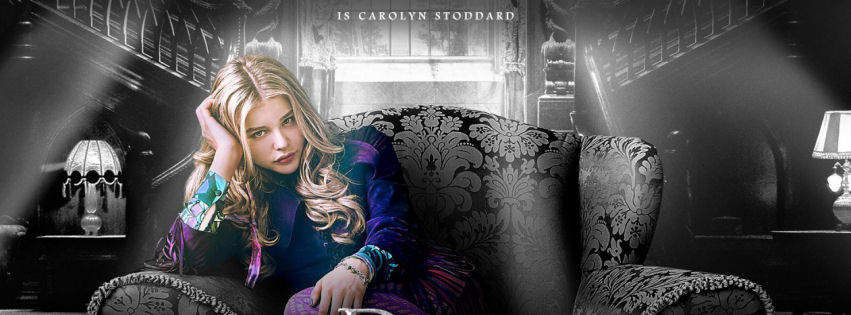 Chloe Moretz dark shadows covers