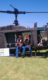 June 2011 - Frosty & Tex
