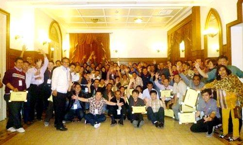 Seminar Cipto Junaedy