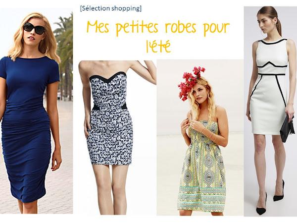 Ma sélection de robes pour l'été
