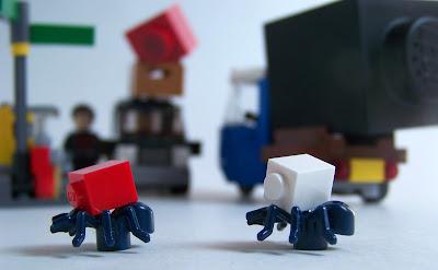 LEGO large bricks