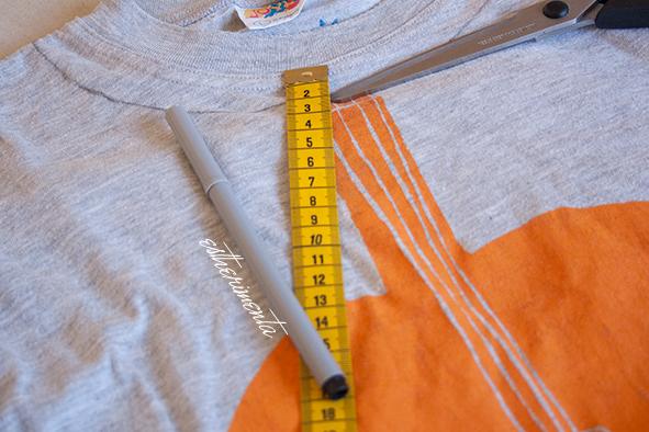 estherimenta DIY camiseta