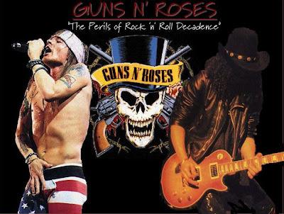 Kumpulan Lagu Konser Guns N' Roses ,jadwal konser Konser Guns N' Roses
