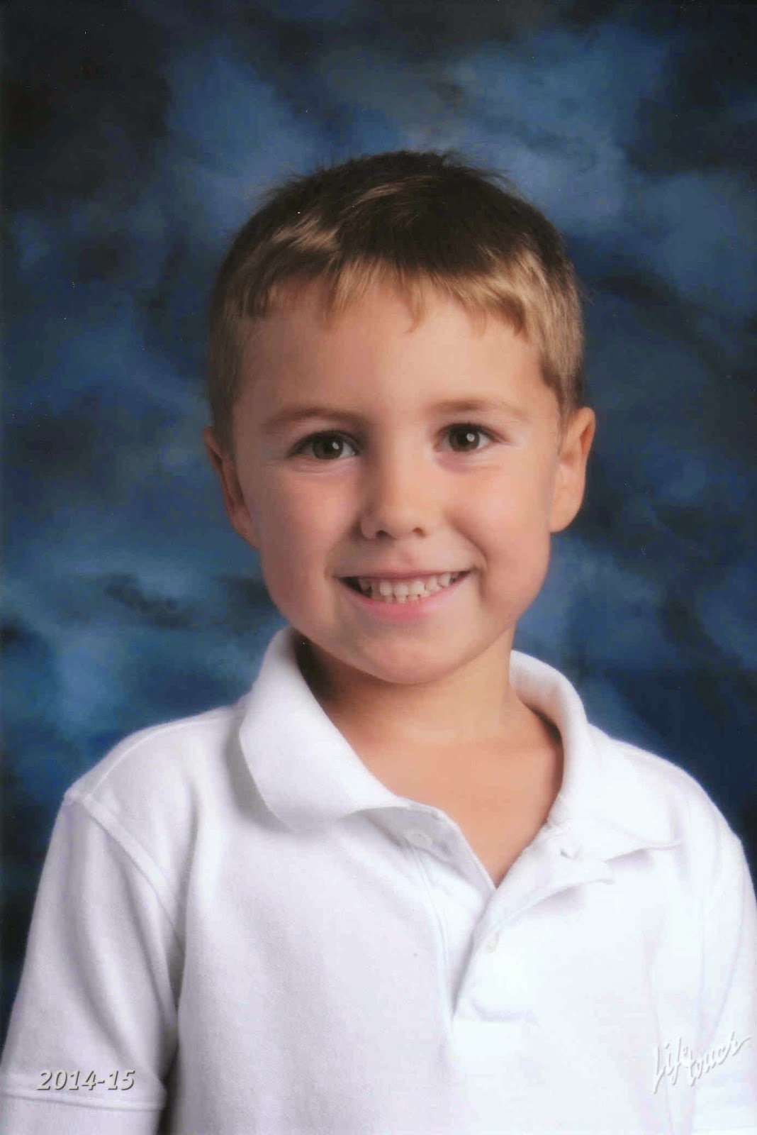 Connor, Kindergarten