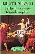 La filosofía en la época trágica de los griegos