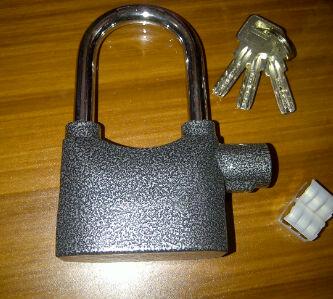 GEMBOK ALARM ANTI MALING Rp 9900000