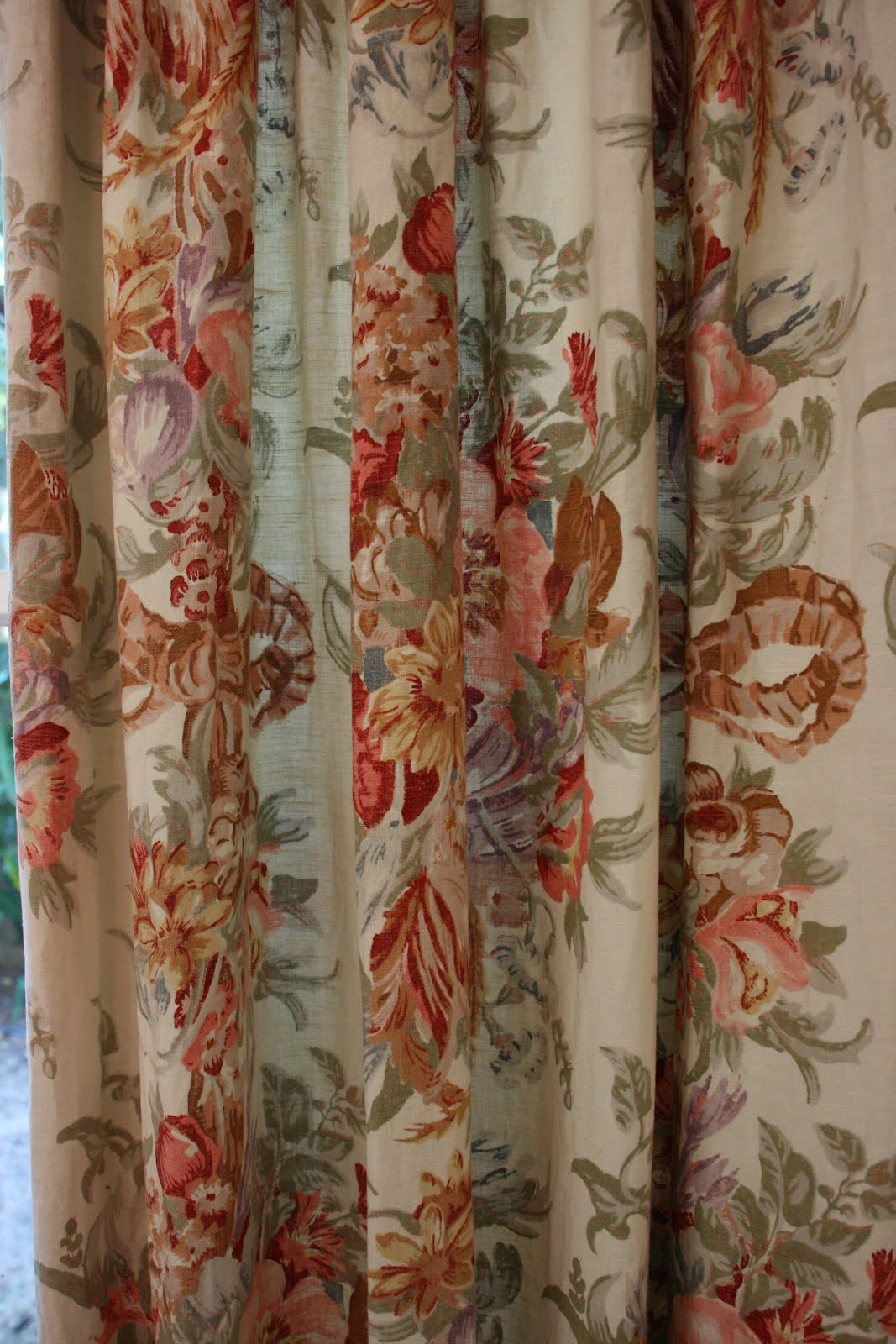 curtain rose bath shipping on orders roses free overstock product over bedding curtains peva famous home etched shower
