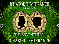 The Adventures of Ichabod Temperance Blitz & Giveaway