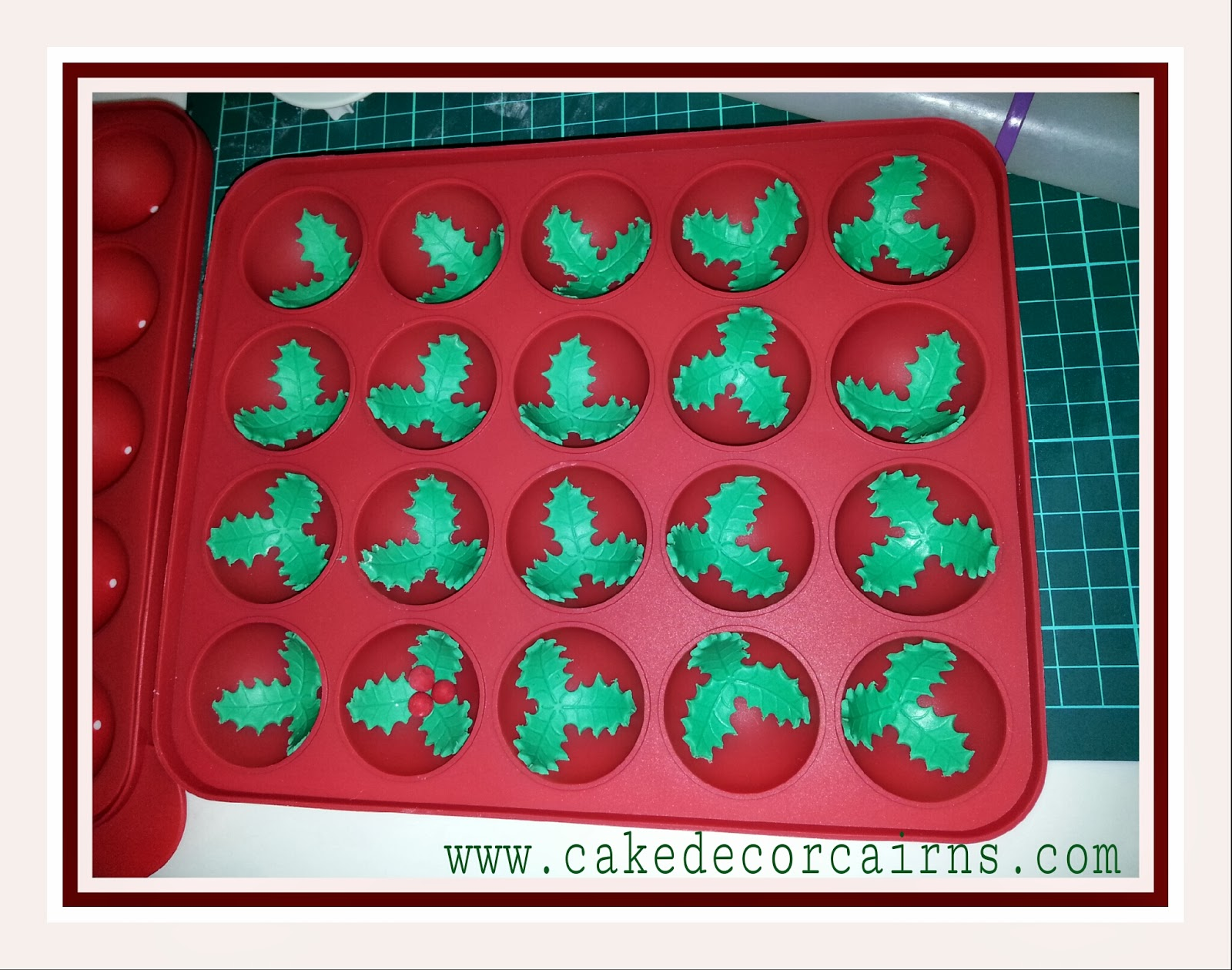 Cake decor in cairns cheap fondant gumpaste flower former other uses for cake pop pans silicone izmirmasajfo