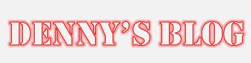 Denny's blog