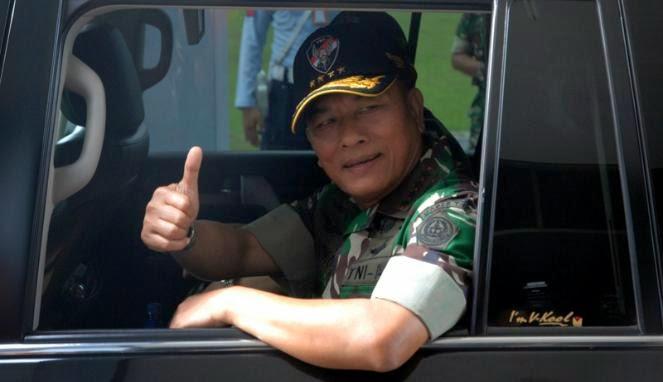 Panglima TNI Dukung Pemblokiran Situs Radikal