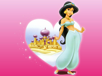 #3 Princess Jasmine Wallpaper
