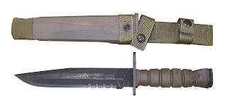 OKC-3S bayonet