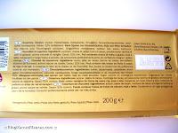 Ingredientes y fabricante del chocolate para cobertura Fin Carré de Lidl.