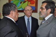 Hipólito Mejía sostiene encuentro con diplomáticos acreditados en el país y le presenta plan de Relaciones Internacionales