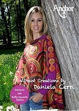 PUBBLICAZIONI: Mio libro in Collaborazione con l'azienda Coats PER IL MERCATO EUROPEO!