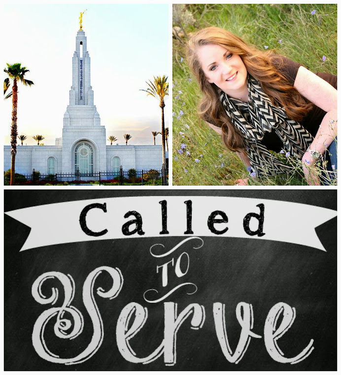 Called To Serve--Hermana Wright