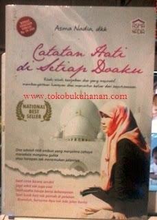 Buku : Catatan Hati di Setiap Doaku – Asma Nadia, dkk