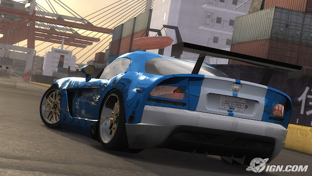 Download Need For Speed ProStreet Full - game đua xe trên PC 1 link