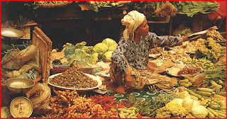Pasar Tradisional di Tengah Hempasan Pasar Modern