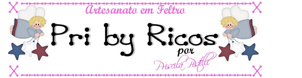Pri by Ricos Artesanato em feltro