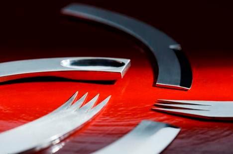 Shamshir Cutlery