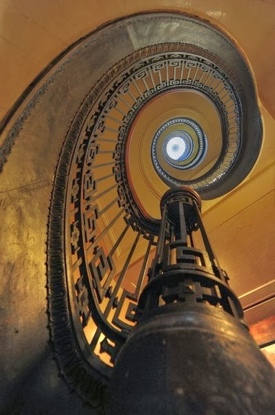 Spiral Staircase San Francisco