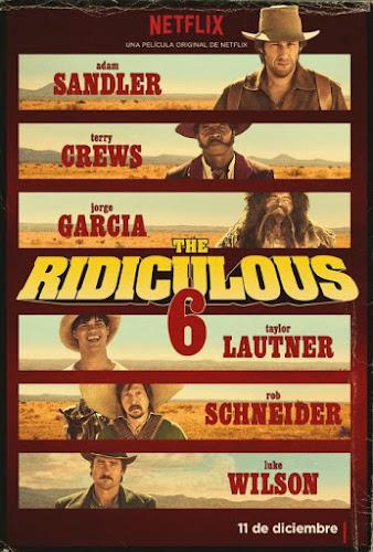 The Ridiculous 6 (Web-DL 720p Dual Latino / Ingles) (2015)
