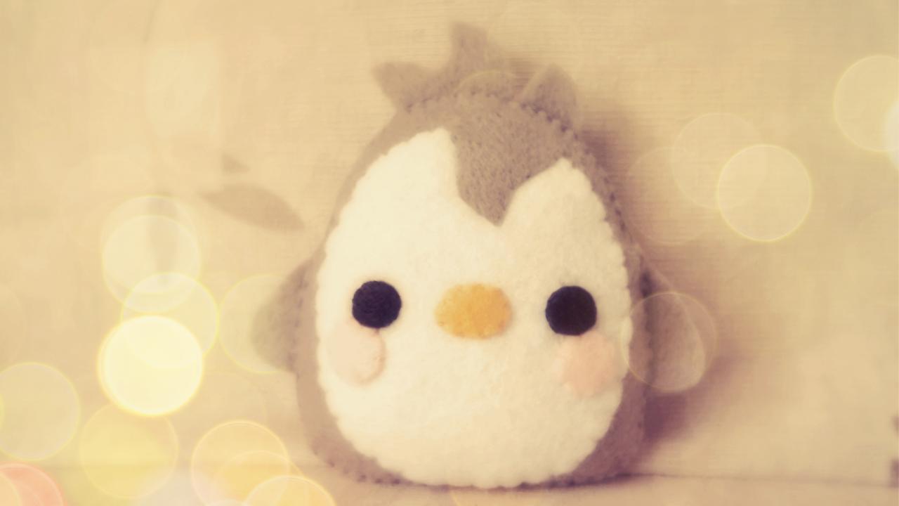 diy plushies how to make a kawaii baby penguin plushie tutorial hapy friends shoppe