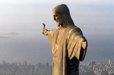 عجائب الدنيا السبع الجديدة - تمثال المسيح الفادي