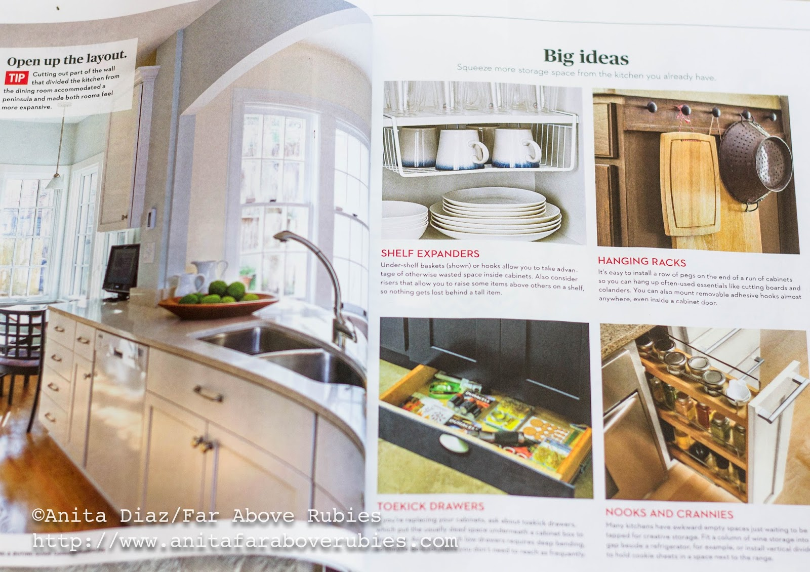 Far Above Rubies: Consumer Reports Kitchen feature
