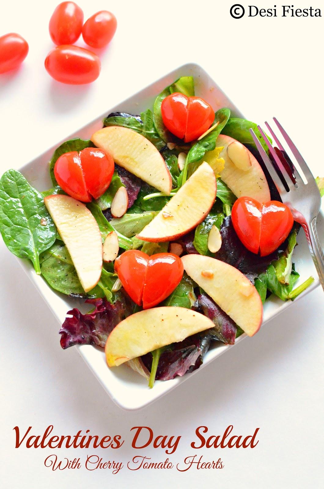 Healthy salad snacks Recipes