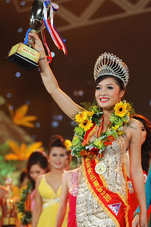 Miss Ethnic 2011,Miss Vietnam 2011 winner