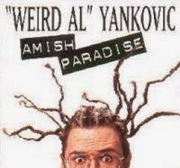 compare ganstas paradise to amish paradise Coolio did not want weird al to spoof 'gangsta's paradise'  for amish paradise, weird al made fun of coolio, styling his hair with cornrowed brains that pointed upward and setting the .