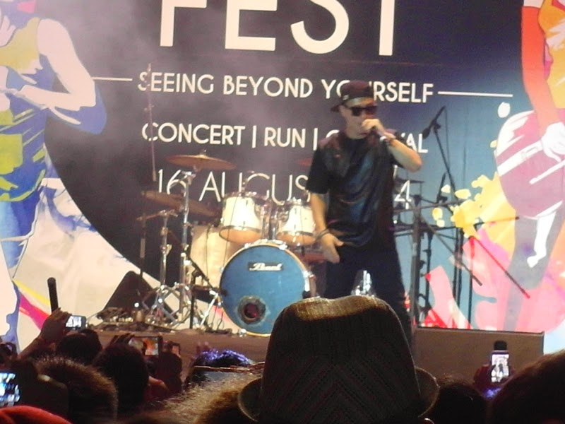 NTUFEST2014 Kang Gary Jung In Concert The Padang lunarrive blog