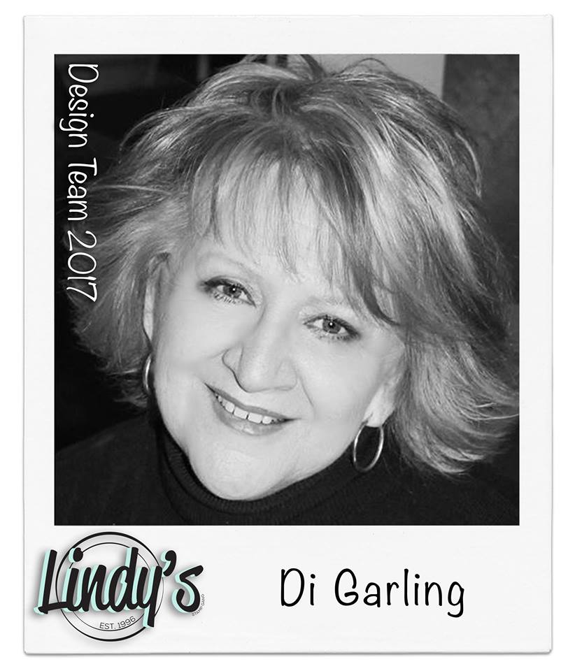 <br><br>Former Design Team Member For<br>Lindy&#39;s Stamp Gang 2017