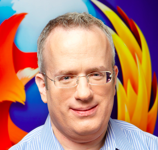 Brendan Eich, Ex-Mozilla CEO