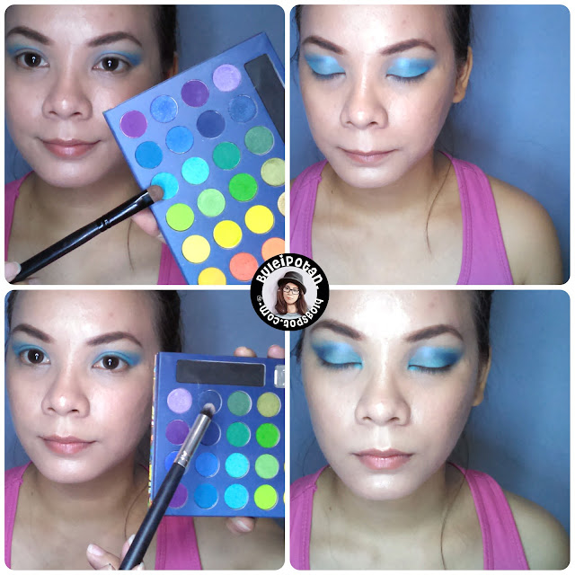 TUTORIAL USING BH Cosm Take Me to Brazille