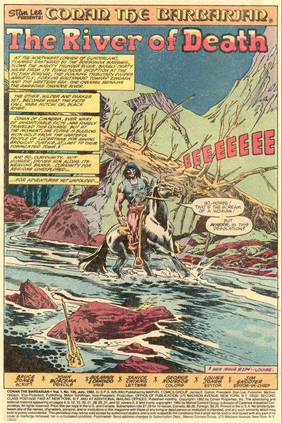 Conan the Barbarian (1970) Issue #136 #148 - English 2