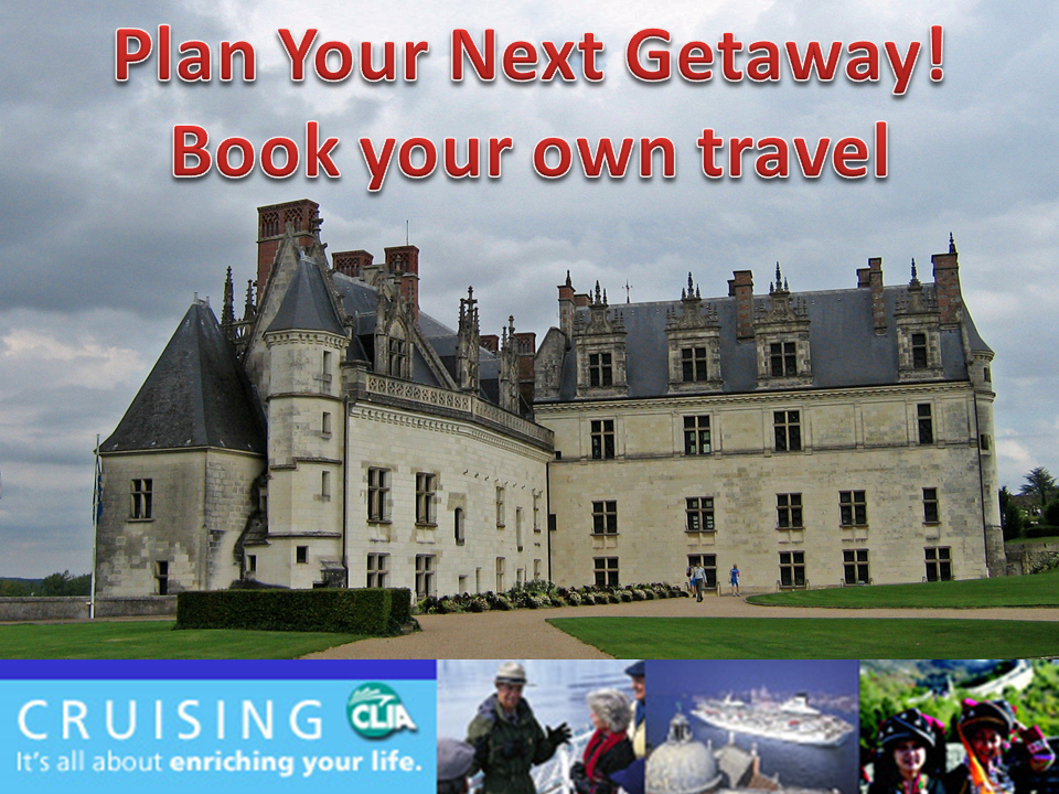 Book your own travel - It's Easy!